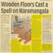 Financial Times Of Koromangala, November 2013 Issue