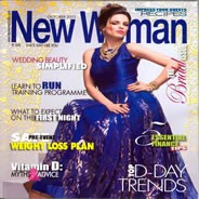New Woman Oct 2013 Cover Page, October 2013 Issue