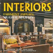 Society Interiors Oct 2013 Cover Page, October 2013 Issue
