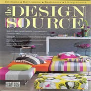 THE DESIGN SOURCE OCTOBER NOVEMBER 2013 COVER PAGE, November 2013 Issue
