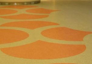 Chhatrapati Shivaji International Airport – Heterogeneous Vinyl Flooring