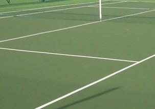 Tennis Court - Outdoor Sports Flooring