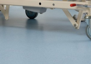 Bellevue Clinic - IQ Optima Vinyl Floors