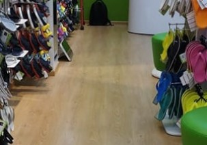 Crocs - Laminate Hardwood Flooring