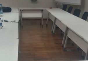 Ashok Leyland - Oak Laminate Flooring