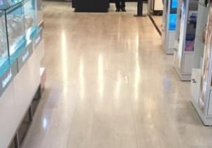 Shoppers Stop - Wooden Flooring