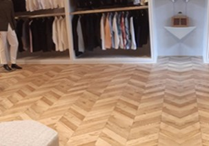Dapper Kolkata |Laminate Wood Flooring