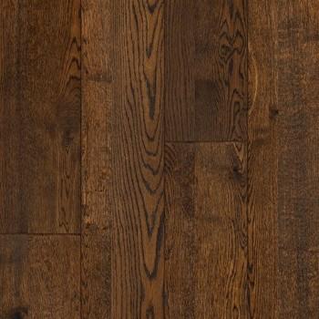 Engineered Wood Floors: Oak Caramel