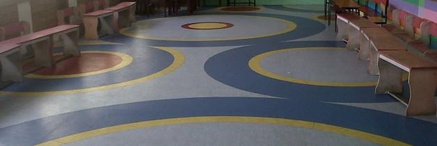 MODI SCHOOL - Homogeneous Vinyl Flooring