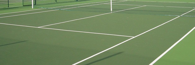 Tennis Court - Outdoor Sports Flooring