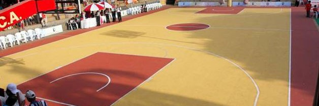 Basketball Federation of India - Outdoor Sports Flooring