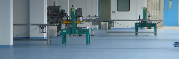 Kemwell - Chemical Resistance Pharmaceutical Floors