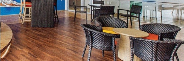 TITAN INDIA PVT. LTD - IQ Optima Vinyl Flooring
