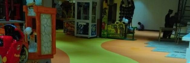 Virginia Mall, Kids zone