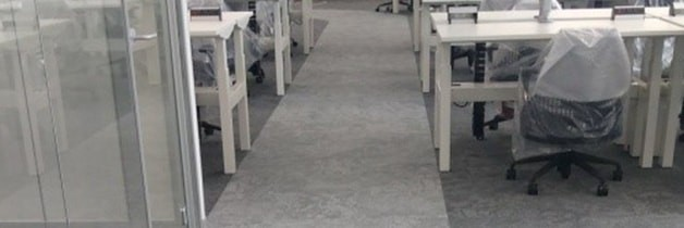 GSK Pharmaceuticals Limited carpet flooring india