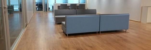 Fiserv India Pvt Ltd - Laminate Wood Flooring