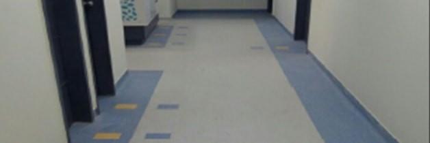 Ovum Hospital Vinyl Floor Tiles