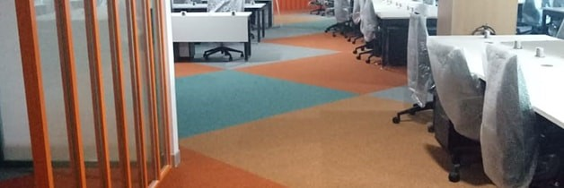 Wipro Office Flooring