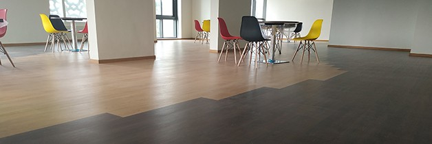 Five Summits Oak Laminate Flooring