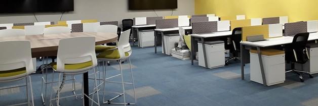 Finicity Technologies Mumbai |Carpet Floor