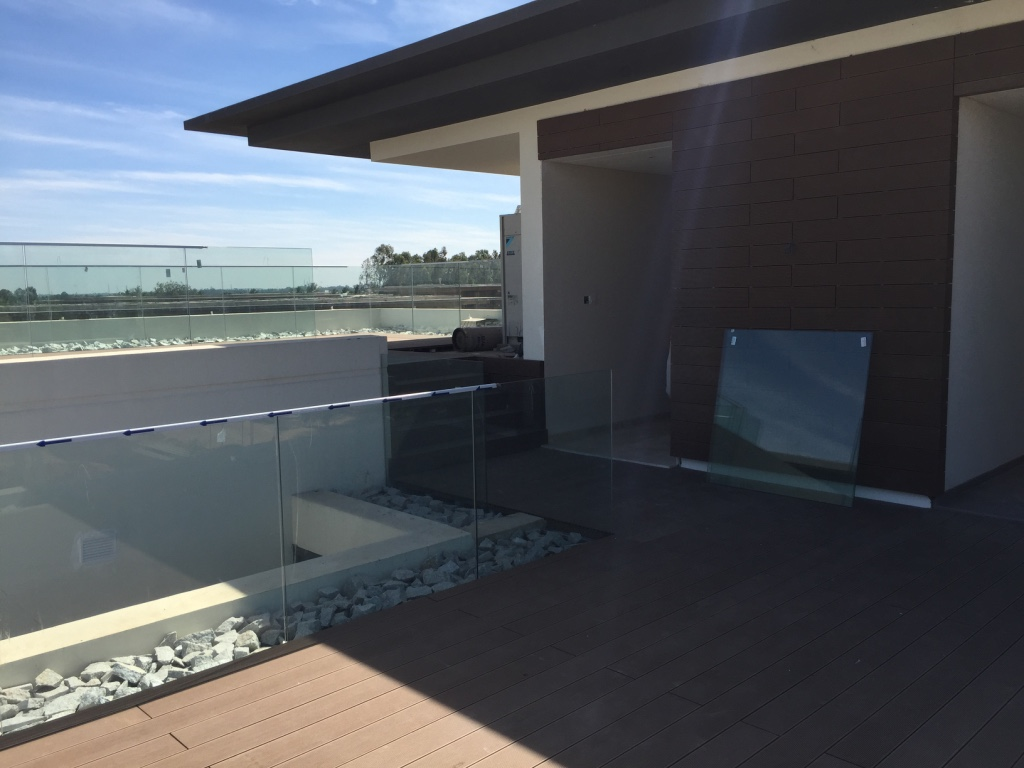 Composite Outdoor Deck Case Study For Embassy Group