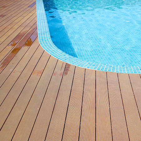 Composite Outdoor Decking Flooring Solutions In India