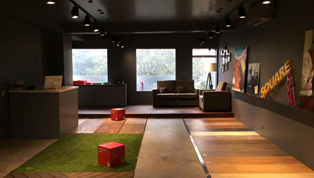 New Delhi Showroom - Square Foot